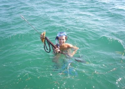 Spearfishing Adventure